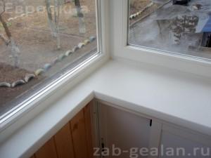 Теплое остекление балкона профилем Gealan S3000 + внутренняя отделка евровагонкой