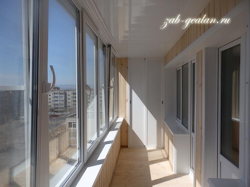 Теплое остекление балконов и лоджий - цены в москве.